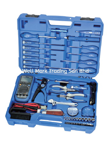 27Pcs Electronic Tool Set - H01011 Electronic Tool Professional Hardware Tools Selangor, Malaysia, Kuala Lumpur (KL), Shah Alam Supplier, Suppliers, Supply, Supplies   Well Mark Trading Sdn Bhd