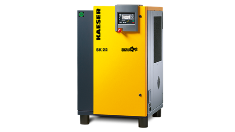 Kaeser SK series 11kW~15kW Rotary Screw Compressors with V-Belt Drive up to 22kW KAESER Compressors Johor Bahru (JB), Malaysia Rental, Sales, Services, Supplier, Supply | LDC Technology Sdn Bhd