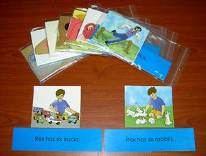 Best Buy!!! - Action Picture Cards & Matching Sentences (8 Packs) - 1st Edition (LM150) Language Kuala Lumpur (KL), Malaysia, Selangor, Cheras Montessori, Materials, Supplier, Supply | D'Argosy Educational Equipment (M) Sdn Bhd