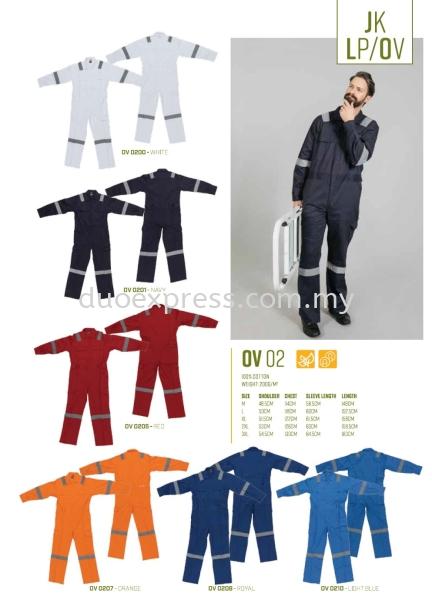 Overall Worker Overall Uniform Ready Made Malaysia, Selangor, Kuala Lumpur (KL), Petaling Jaya (PJ), Subang Jaya Supplier, Suppliers, Supply, Supplies | Duo Express