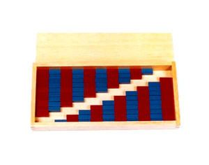 Small Numeral Rods (MM020-A) Mathematics Kuala Lumpur (KL), Malaysia, Selangor, Cheras Montessori, Materials, Supplier, Supply | D'Argosy Educational Equipment (M) Sdn Bhd