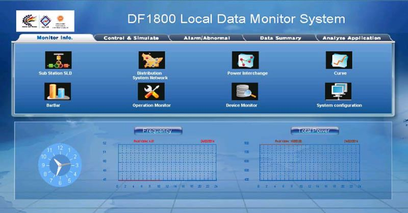 DF1800 Introduction - Click to view details DF1800 Introduction Power System SCADA Software Selangor, Malaysia, Kuala Lumpur (KL), Kajang Supplier, Suppliers, Supply, Supplies | Grid Vision T&D Sdn Bhd