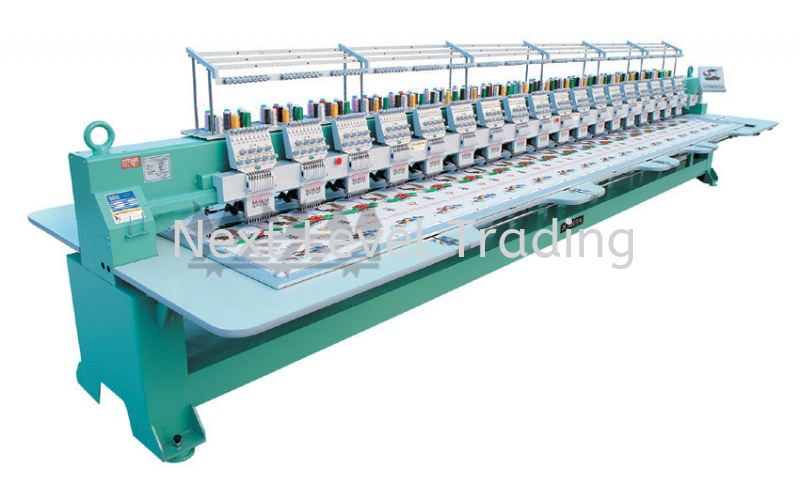 GG-748 Series GG Models Embroidery Machines Malaysia, Selangor, Kuala Lumpur (KL), Cheras Supplier, Suppliers, Supply, Supplies | NLT Next Level Trading