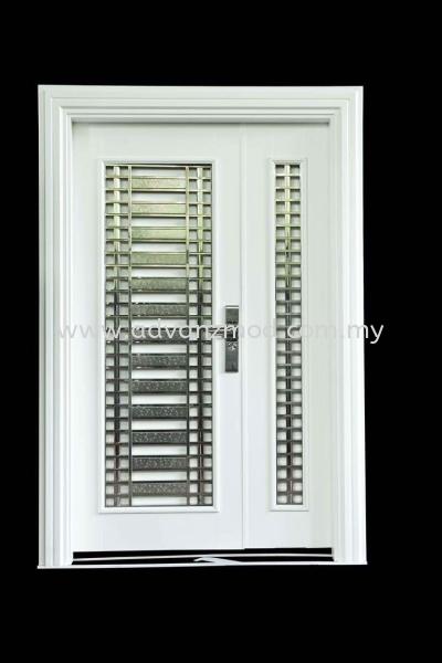 5ft x 7ft  Safety Door Selangor, Malaysia, Kuala Lumpur (KL), Puchong Supplier, Supply, Supplies, Retailer | Advanz Mod Trading