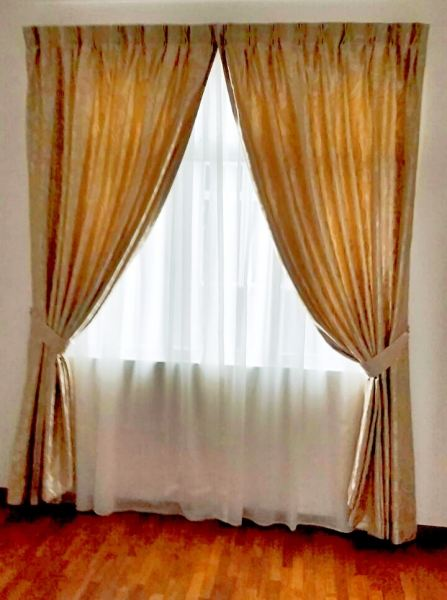 Curtain Ulu Tiram Johor Bahru JB Design | Smart Creation