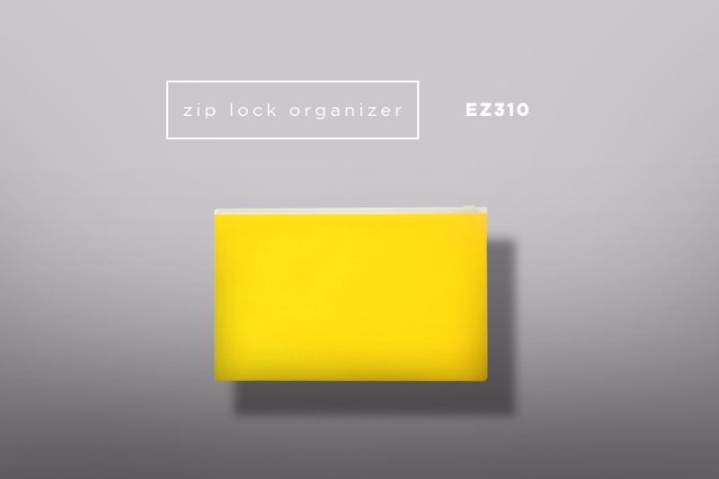EZ310 Non Woven Zip Lock Organizer Bag Stationery Shah Alam, Selangor, KL, Kuala Lumpur, Malaysia Supply, Supplier, Suppliers   Infinity Avenue Resources Sdn Bhd