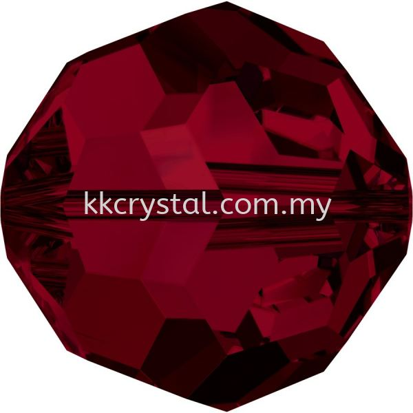 SW 5000 Round Beads, 10mm, Siam (208), 2pcs/pack 5000 ROUND BEAD, 10mm  Beads  SW Crystal Collections  Kuala Lumpur (KL), Malaysia, Selangor, Klang, Kepong Wholesaler, Supplier, Supply, Supplies   K&K Crystal Sdn Bhd