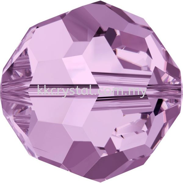 SW 5000 Round Beads, 10mm, Light Amethyst (212), 2pcs/pack 5000 ROUND BEAD, 10mm  Beads  SW Crystal Collections  Kuala Lumpur (KL), Malaysia, Selangor, Klang, Kepong Wholesaler, Supplier, Supply, Supplies   K&K Crystal Sdn Bhd