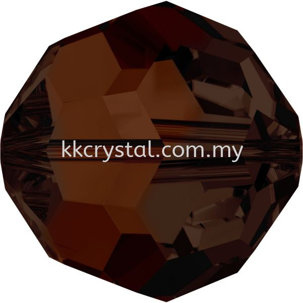 SW 5000 Round Beads, 10mm, Mocca (286), 2pcs/pack 5000 ROUND BEAD, 10mm  Beads  SW Crystal Collections  Kuala Lumpur (KL), Malaysia, Selangor, Klang, Kepong Wholesaler, Supplier, Supply, Supplies | K&K Crystal Sdn Bhd