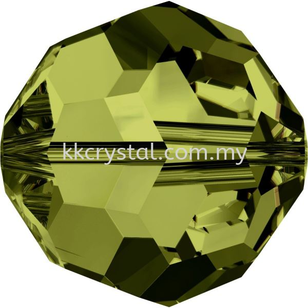 SW 5000 Round Beads, 10mm, Olivine (228), 2pcs/pack 5000 ROUND BEAD, 10mm  Beads  SW Crystal Collections  Kuala Lumpur (KL), Malaysia, Selangor, Klang, Kepong Wholesaler, Supplier, Supply, Supplies   K&K Crystal Sdn Bhd