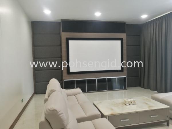 CINEMA Room OTHERS Seremban, Negeri Sembilan (NS), Malaysia Renovation, Service, Interior Design, Supplier, Supply | Poh Seng Furniture & Interior Design