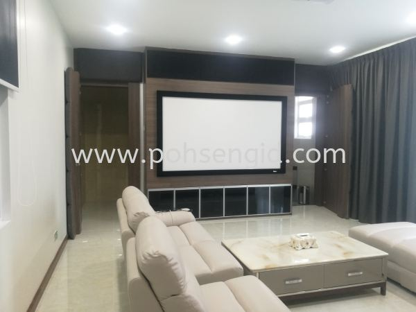 CINEMA Room OTHERS Seremban, Negeri Sembilan (NS), Malaysia Renovation, Service, Interior Design, Supplier, Supply | Poh Seng Furniture & Interior Design