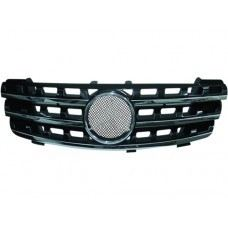 W164 06 Sport Front Grille Facelift Style ( Black , Silver ) M-Class W164  Mercedes - Benz Balakong, Selangor, Kuala Lumpur, KL, Malaysia. Body Kits, Accessories, Supplier, Supply | ACM Motorsport