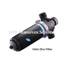Helix Disc Filter 150 Mesh Helix Filter System Irrigation Perak, Malaysia, Ipoh Supplier, Suppliers, Supply, Supplies | KMB Resources Sdn Bhd