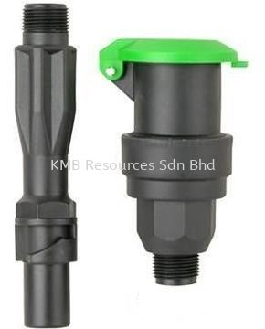 "Plastic Quick Coupling Valve 3/4"" Valve Irrigation Perak, Malaysia, Ipoh Supplier, Suppliers, Supply, Supplies 