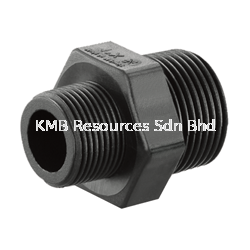 PP Nipple & R.Nipple PP Compression Fitting Water Distribution Perak, Malaysia, Ipoh Supplier, Suppliers, Supply, Supplies | KMB Resources Sdn Bhd