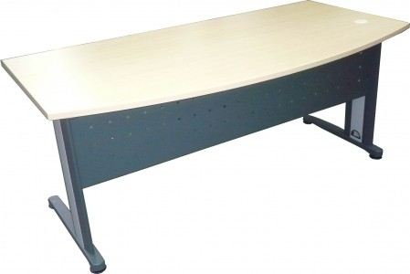METAL J LEG D SHAPE TABLE OFFICE LOOSE FURNITURE Malaysia, Selangor, Kuala Lumpur (KL), Semenyih Manufacturer, Supplier, Supply, Supplies | IOS Office Systems Sdn Bhd