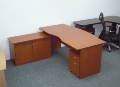 WRITING TABLE SET OFFICE LOOSE FURNITURE Malaysia, Selangor, Kuala Lumpur (KL), Semenyih Manufacturer, Supplier, Supply, Supplies | IOS Office Systems Sdn Bhd