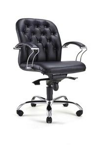 IOS 8013LA LOW BACK BONITO 1 OFFICE CHAIR Malaysia, Selangor, Kuala Lumpur (KL), Semenyih Manufacturer, Supplier, Supply, Supplies | IOS Office Systems Sdn Bhd
