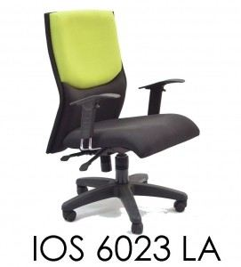 IOS 6023LA LOW BACK LILY OFFICE CHAIR Malaysia, Selangor, Kuala Lumpur (KL), Semenyih Manufacturer, Supplier, Supply, Supplies | IOS Office Systems Sdn Bhd