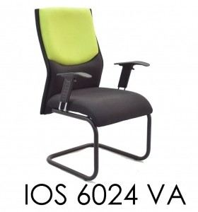 IOS 6024VA VISITOR CHAIR LILY OFFICE CHAIR Malaysia, Selangor, Kuala Lumpur (KL), Semenyih Manufacturer, Supplier, Supply, Supplies | IOS Office Systems Sdn Bhd