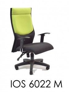 IOS 6022M MEDIUM BACK LILY OFFICE CHAIR Malaysia, Selangor, Kuala Lumpur (KL), Semenyih Manufacturer, Supplier, Supply, Supplies | IOS Office Systems Sdn Bhd