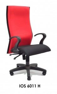 IOS 6011H HIGH BACK IVORY OFFICE CHAIR Malaysia, Selangor, Kuala Lumpur (KL), Semenyih Manufacturer, Supplier, Supply, Supplies | IOS Office Systems Sdn Bhd