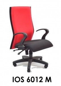 IOS 6012M MEDIUM BACK IVORY OFFICE CHAIR Malaysia, Selangor, Kuala Lumpur (KL), Semenyih Manufacturer, Supplier, Supply, Supplies | IOS Office Systems Sdn Bhd