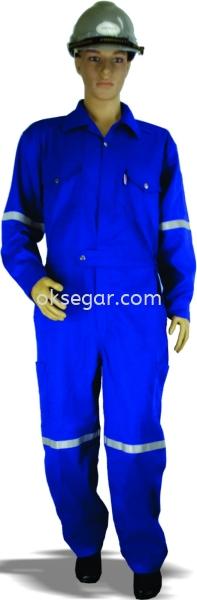Coverall Navy Blue & Dark Green Factory Uniform Malaysia, Kuala Lumpur (KL), Selangor, Ampang Manufacturer, Supplier, Supply, Supplies   OK Segar Sdn Bhd