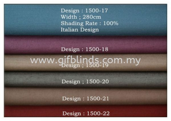 """110"""" 100% Black Out Fabric Sample 1500 Fabric Black Out Curtain Johor Bahru, JB, Johor, Malaysia. Supplier, Suppliers, Supplies, Supply 