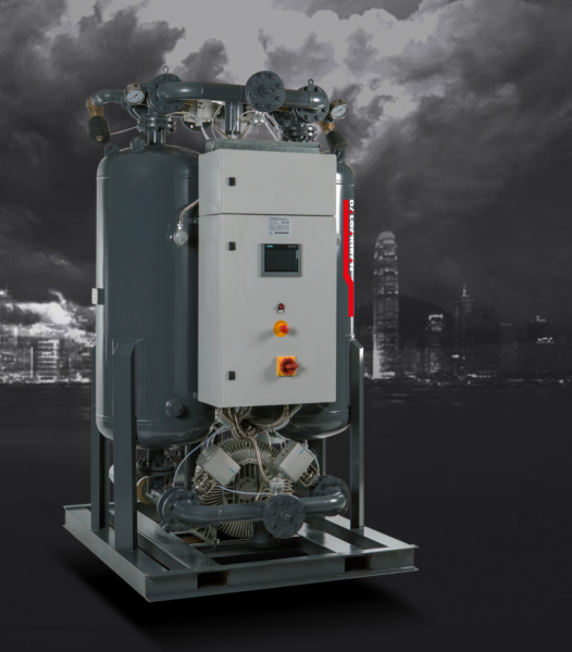 HEAT GENERATED  Desiccant Externally Heated Desiccant Air Dryer Malaysia, Singapore, Selangor, Kuala Lumpur (KL), Hungary, India, Klang Supplier, Suppliers, Supply, Supplies | Sparco Engineering Sdn Bhd