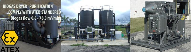 Bio Gas Dryer  Others Malaysia, Singapore, Selangor, Kuala Lumpur (KL), Klang Supplier, Suppliers, Supply, Supplies | Sparco Engineering Sdn Bhd