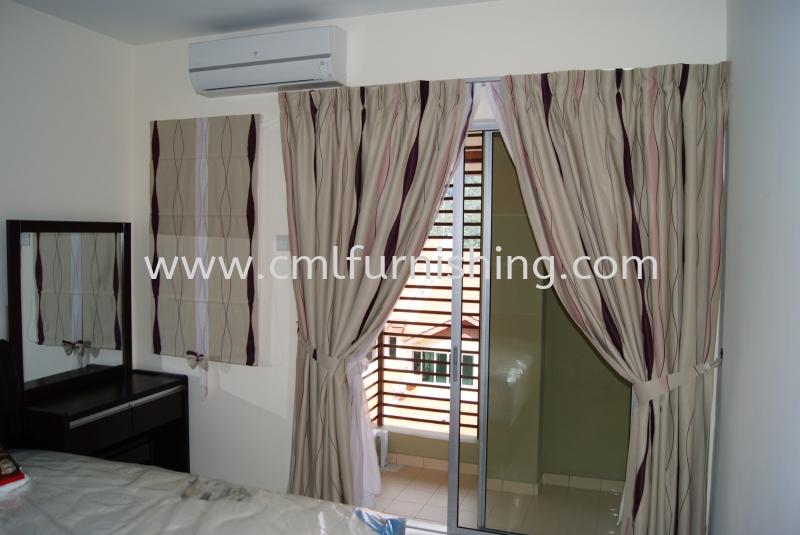 custom-roma-blinds 4 roman blinds Kuala Lumpur, KL, Malaysia Supplier, Manufacturer   CML Furnishing Sdn Bhd