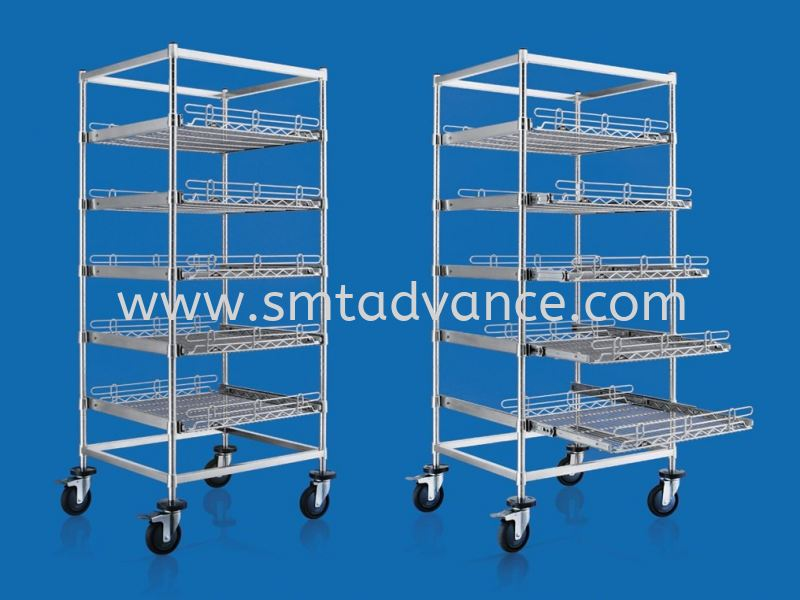 Sliding Shelve Others Malaysia, Penang Manufacturer, Supplier, Supply, Supplies | SMT System Metal Technology Sdn Bhd