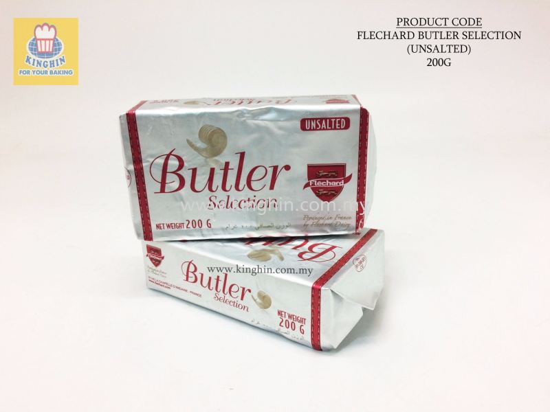 FLECHARD BUTTER SELECTION (UNSALTED) Butter Butter and Margerine Melaka, Malaysia Supplier, Suppliers, Supply, Supplies | Kinghin Sdn Bhd