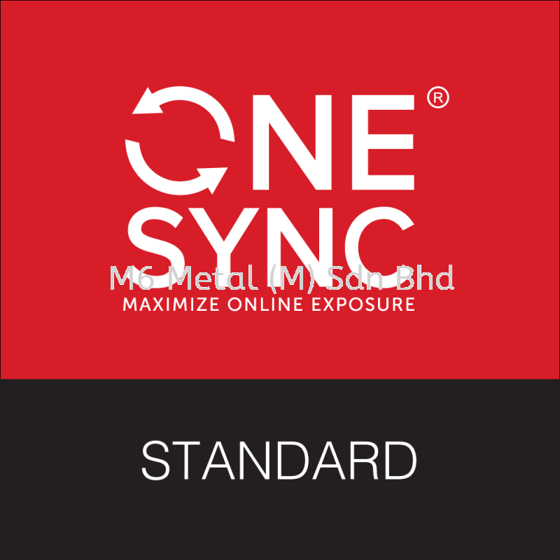 Web Design - ONESYNC Standard 1 Year