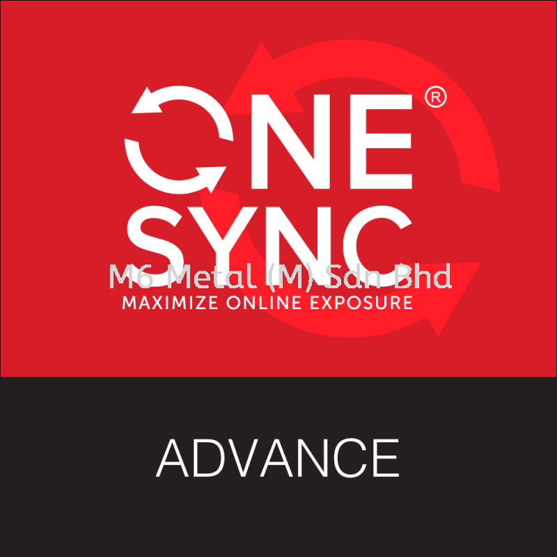 Web Design - ONESYNC Advance 1 Year