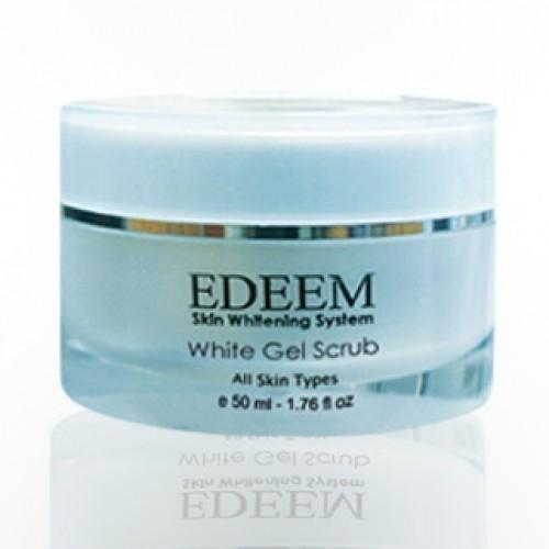 EDEEM WHITE GEL SCRUB   ÃÀ°×Ä¥·ô Skin Care   »¤·ôÆ· Kuala Lumpur (KL), Malaysia, Selangor, Pandan Jaya Products, Supplements, Supplier, Supply | Conforer Global Sdn Bhd