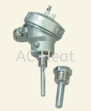 RTD PT-100 OHM with Sus Pocket Thermocouples Selangor, Malaysia, Kuala Lumpur (KL), Klang Supplier, Suppliers, Supply, Supplies | AC Heat Automation