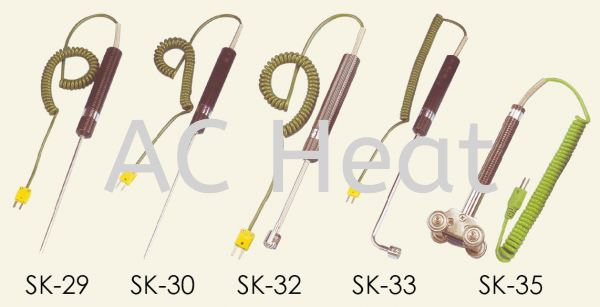 SK-29/SK-30/SK-32/SK-33/SK-35 Thermocouples Selangor, Malaysia, Kuala Lumpur (KL), Klang Supplier, Suppliers, Supply, Supplies | AC Heat Automation