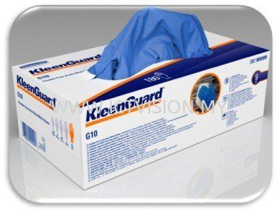 Kimberly Clark Kleenguard G10 Artic Blue HACCP  Disposable Gloves Powder-Free SAFETY  FIRST   Personal Protective Equipment PPE Johor Bahru (JB), Johor Supplier, Suppliers, Supply, Supplies   ICT Vision Sdn Bhd