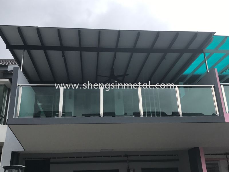 Railing(Banister) Stainless Steel Johor Bahru, JB, Skudai, 仟表 Design, Installation, Supply | Sheng Sin Metal Work & Enterprise