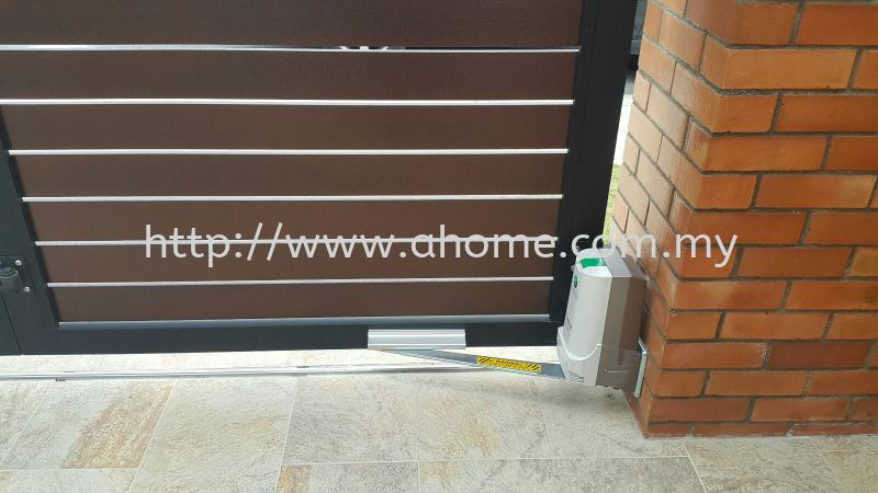 DC Motor Arm & Swing Gate Selangor, Kajang, Malaysia, Kuala Lumpur (KL) Supplier, Supply, Installation, Service | A Home Automation Sdn Bhd