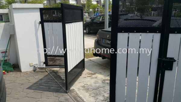 Jit-Arm Arm & Swing Gate Selangor, Kajang, Malaysia, Kuala Lumpur (KL) Supplier, Supply, Installation, Service | A Home Automation Sdn Bhd