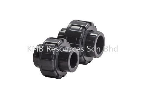 PVC Union Valve Irrigation Perak, Malaysia, Ipoh Supplier, Suppliers, Supply, Supplies | KMB Resources Sdn Bhd