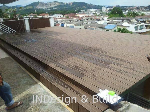 Chamwood Decking Johor Bahru (JB), Johor Jaya, Rosmerah Supplier, Supply, Contractor, Service | Indesign & Build Sdn Bhd