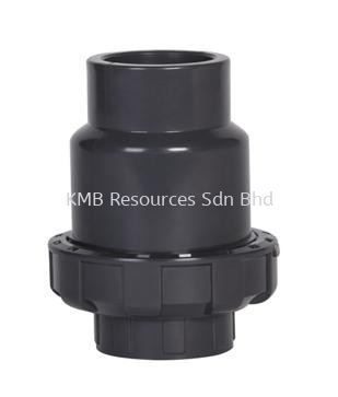 PVC Ball Check Valve Valve Irrigation Perak, Malaysia, Ipoh Supplier, Suppliers, Supply, Supplies | KMB Resources Sdn Bhd