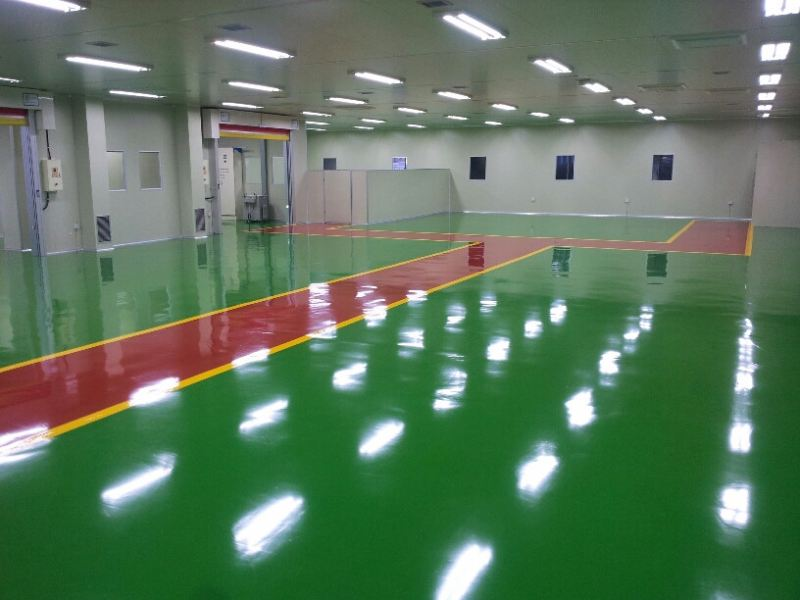 Anti Static Flooring Selangor, Malaysia, Kuala Lumpur (KL), Singapore, Puchong Services, Specialist | Trion Industrial Services Sdn Bhd