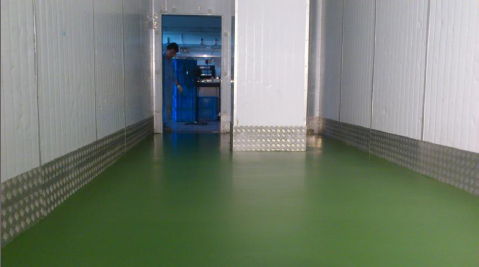Finishes Polyurethane (Chop Hup Chong) Cold Room & Freezers Selangor, Malaysia, Kuala Lumpur (KL), Singapore, Puchong Services, Specialist | Trion Industrial Services Sdn Bhd