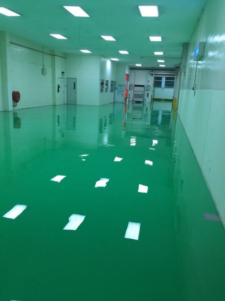 Epoxy Mortar with Self Smoothing Epoxy Selangor, Malaysia, Kuala Lumpur (KL), Singapore, Puchong Services, Specialist   Trion Industrial Services Sdn Bhd
